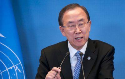 Пан Ги Мун: Ядерные испытания КНДР серьезнее сирийского кризиса