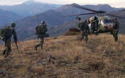 PKK-nın Türkiyə ilə İran sərhədindəki ən böyük bazası məhv edilib
