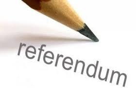 Referenduma bağlı növbəti proses başa çatıb