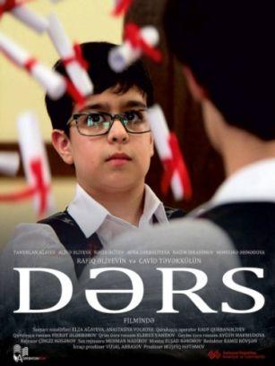 """""""Dərs"""" Rusiyada """"Ən yaxşı film"""" adlandırıldı"""