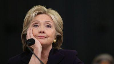 """""""Hillari Klinton pnevmoniyadan əziyyət çəkir"""""""