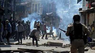 Hindistanda terror: 1 nəfər yaralandı, 10 nəfər yaralandı