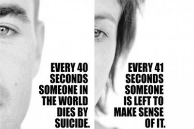 Hər 40 saniyədən bir intihar hadisəsi baş verir