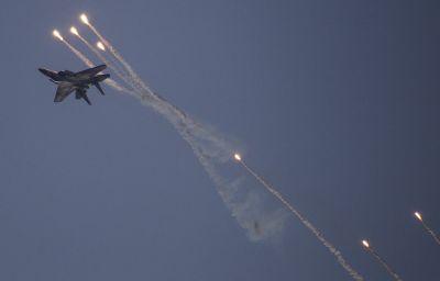 İsrail hərbi təyyarəsinin vurulmasını təkzib etdi