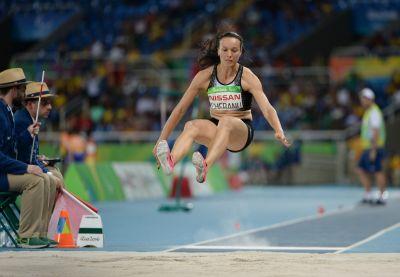 "Yelena Çebanu ""Rio-2016""da daha bir medala sahib olub FOTOLAR"