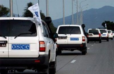 Мониторинг на линии соприкосновения войск Азербайджана и Армении прошел без инцидентов