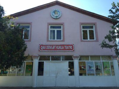 Qax Dövlət Kukla Teatrı yeni mövsümə hazırlaşır
