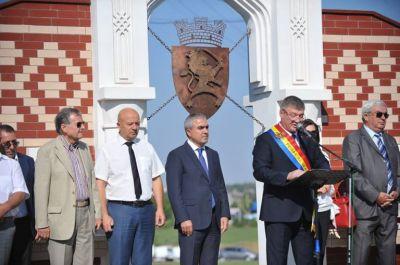 Moldova və Azərbaycan dostluğunun şərəfinə abidə ucaldılıb