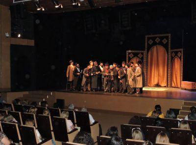 Şəkidə Beynəlxalq Teatr Festivalına start verilib