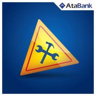 ОАО «АтаБанк» предупреждает держателей своих пластиковых карт.