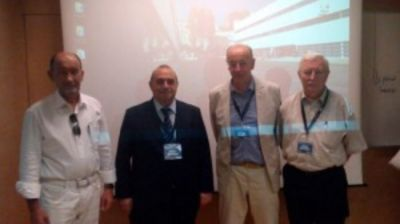 UNEC-in professoru beynəlxalq konfransa qatılıb
