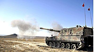 ВС Турции начали третий этап операции в Сирии