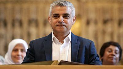 Londonun müsəlman meri Hillari Klintonu dəstəklədi