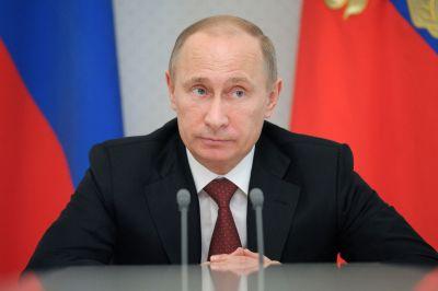 Путин: США пытаются воссоздать образ «империи зла», используя Россию