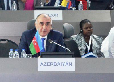 В итоговый документ саммита Движения неприсоединения включен пункт по Карабаху