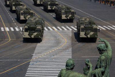 «Ведомости»: России поставила Армении «Искандеры» для сдерживания Азербайджана