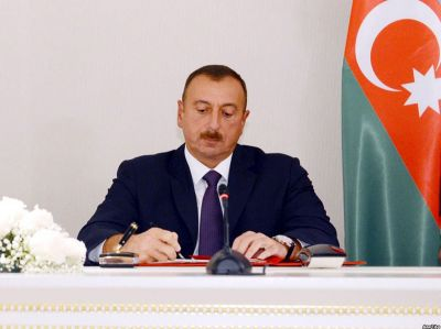 Награжден ряд деятелей культуры Азербайджана