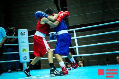 Азербайджанские боксёры завоевали 4 медали в Украине