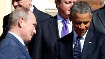 The Washington Post: В Сирии Путин преподал Обаме урок
