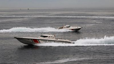 Antalya sahillərində quru yük gəmisi batıb