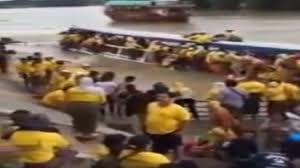 Turist gəmisi batdı: 15 ölü