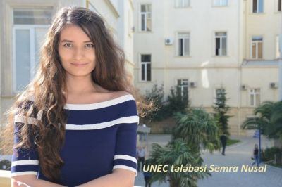 Магистрант UNEC первая азербайджанка, завоевавшая грант Фонда исследования Берлинской палаты представителей