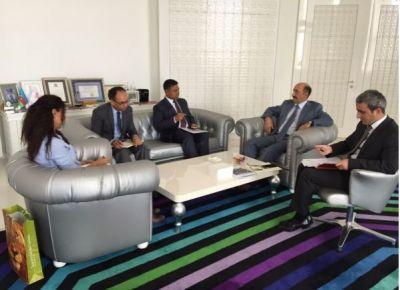 Посол: Индия заинтересована в открытии прямых рейсов в Азербайджан