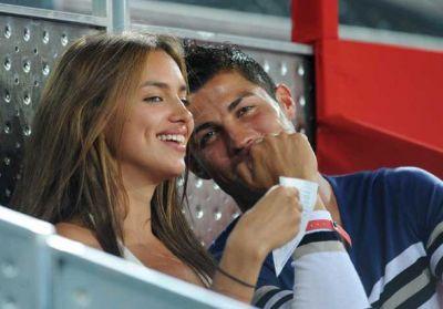 Ronaldo İspaniya gözəlini ələ keçirdi  FOTOLAR