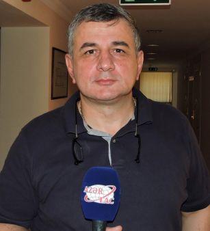 Quri Zakareişvili: Şəki teatr festivalının uzunömürlü olmasını arzulayırıq
