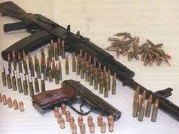 Nardaranda silah aşkarlanıb