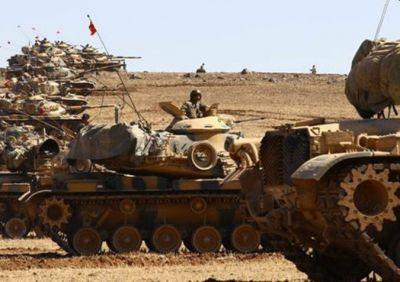 Türkiyə İŞİD-in 103 hədəfini vurdu