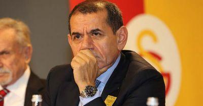 """Dursun Özbək: """"Qalatasaray""""ın 230 milyon dollar borcu var"""