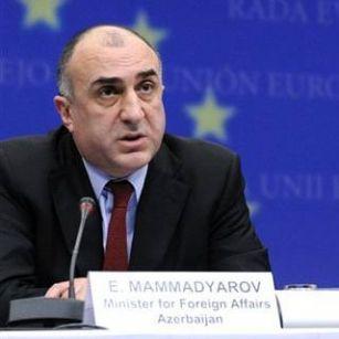 Глава МИД Азербайджана встретился с сопредседателями МГ ОБСЕ