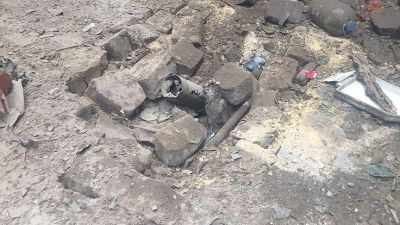 Suriyadan Türkiyəyə raket zərbələri endirilib