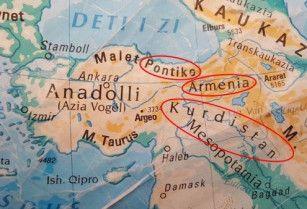 Kosovodan Türkiyəyə qarşı TƏXRİBAT - FOTO