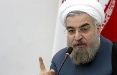 Həsən Ruhani İranın neft hasilatı barədə danışdı