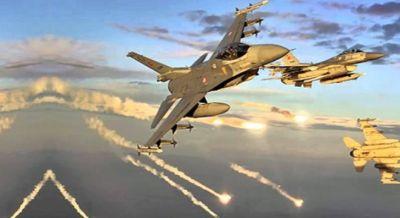 Türkiyə artilleriyası İŞİD-in mövqelərini bombaladı
