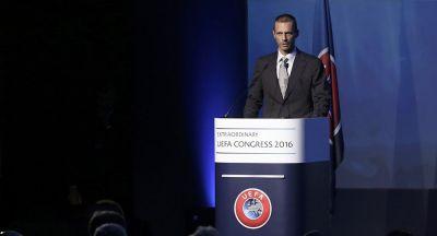 UEFA-nın yeni prezidenti Bakıya gələcək