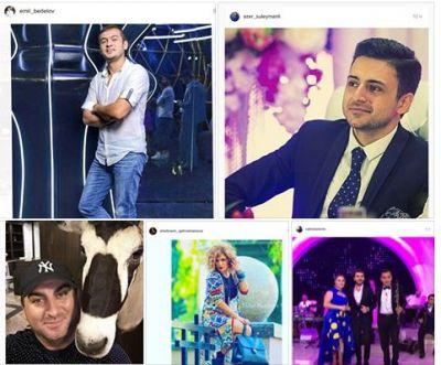 """Tanınmışların """"İnstagram"""" paylaşımları FOTOLAR"""