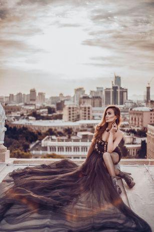 Azərbaycanlı modeldən nəfəskəsici FOTOLAR