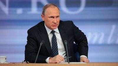 Президент России: «СССР не надо было разваливать»