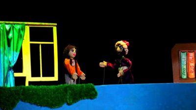 Gəncə Dövlət Kukla Teatrı 31-cı teatr mövsümünü açıq elan etdi FOTOLAR