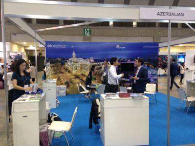 """Azərbaycan """"Jata 2016"""" beynəlxalq turizm sərgisində FOTOLAR"""