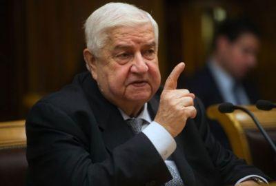 """Suriyalı baş diplomat: """"Bu vəziyyəti daha da gərginləşdirəcək"""""""