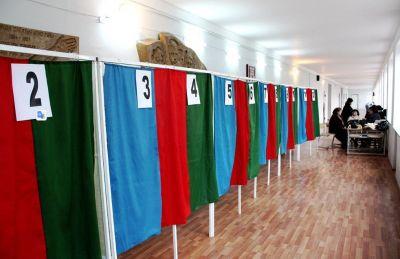 Qutular möhürləndi, referendum başlandı SƏS TV