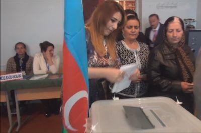 Şimal bölgəsində DSK-dan saat 12:00-a olan məlumat FOTOLAR - SƏS TV