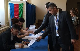 Референдум в Азербайджане считается состоявшимся