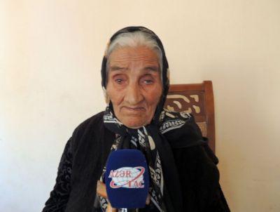 Azərbaycanın ən yaşlı seçicisi səs verdi