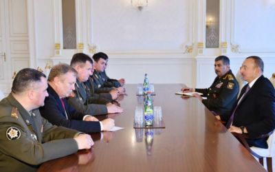 «В трудный для Беларуси период Азербайджан поддержал ее»