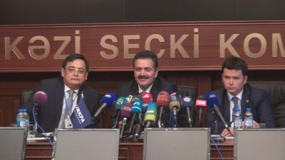 """TURKPA nümayəndəsi: """"Seçkilər Azərbaycan xalqının iradəsini ortaya qoydu"""""""